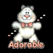 Adorable - HuggingKitten NL16