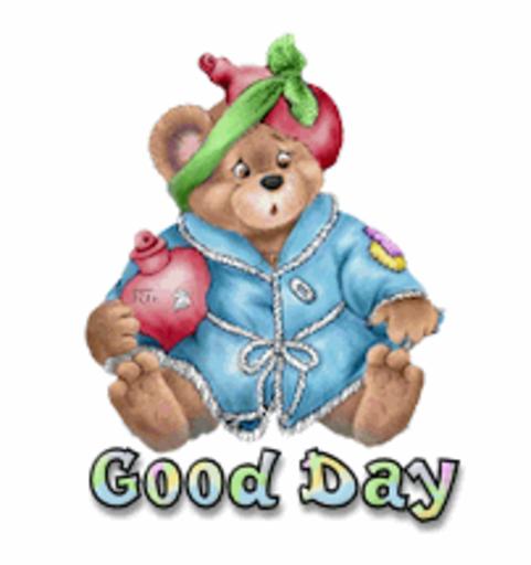 Good Day - BearGetWellSoon