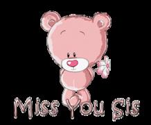 Miss You Sis - ShyTeddy