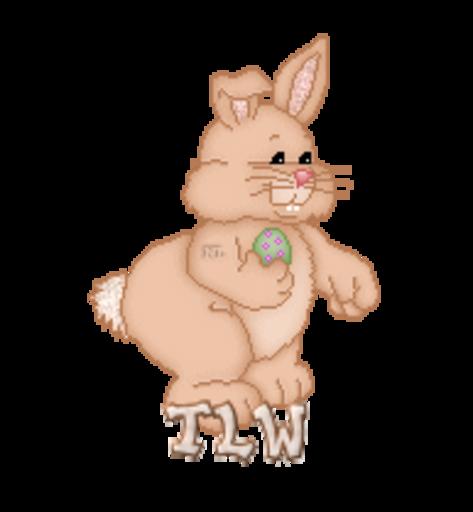TLW - BunnyWithEgg