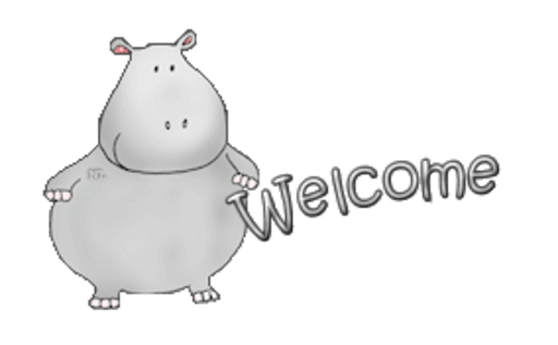 Welcome - CuteHippo2018