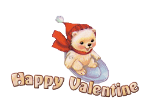 Happy Valentine - WinterSlides