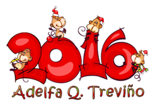 Adelfa Q  Trevino - 2016WithMonkeys