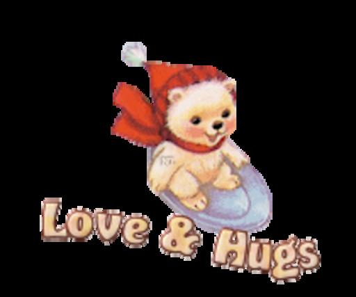 Love & Hugs - WinterSlides