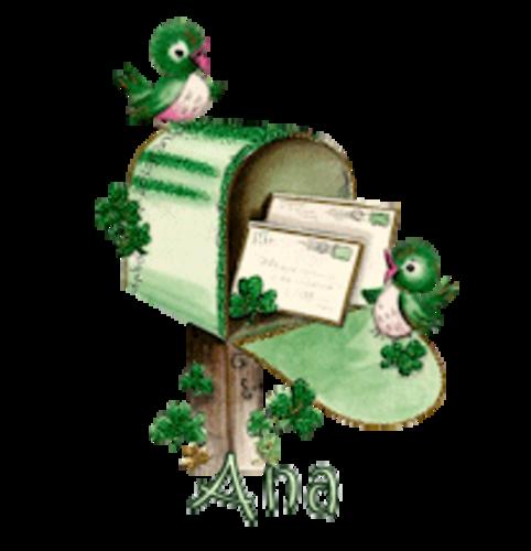 Ana - StPatrickMailbox16