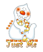 Just Me - CandyCornGhost