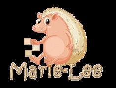 Marie-Lee - CutePorcupine