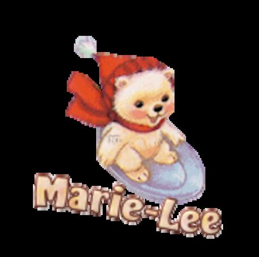 Marie-Lee - WinterSlides