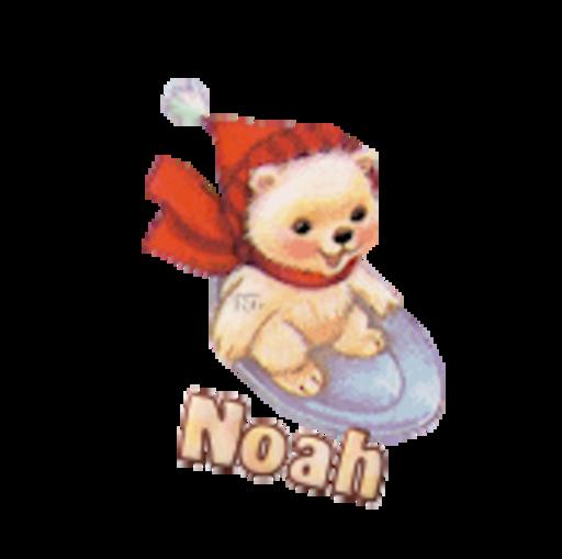 Noah - WinterSlides