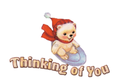 Thinking of You - WinterSlides