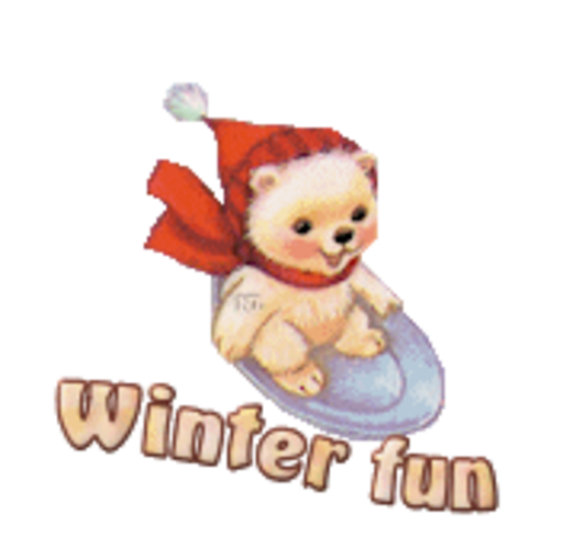 Winter fun - WinterSlides