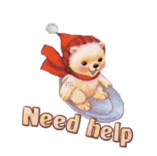 Need help - WinterSlides