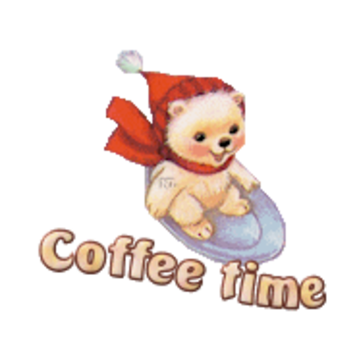Coffee time - WinterSlides