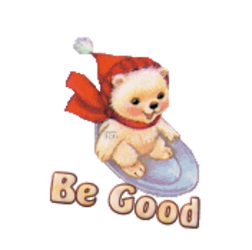 Be Good - WinterSlides