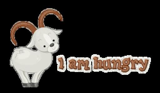 I am hungry - BighornSheep