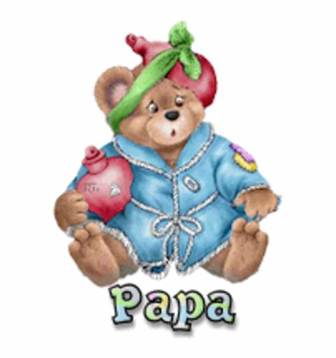 Papa - BearGetWellSoon