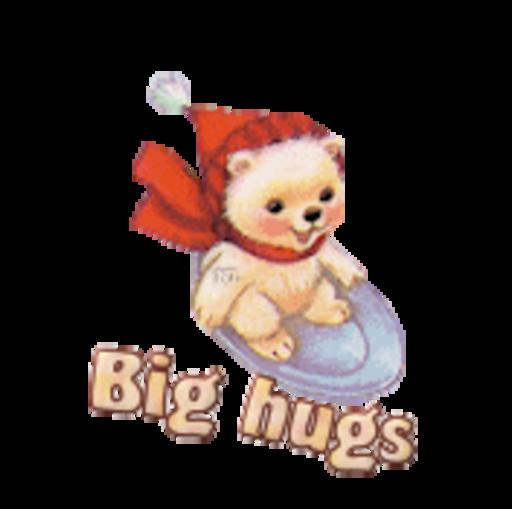 Big hugs - WinterSlides