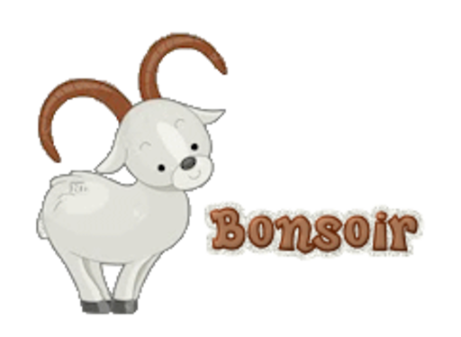 Bonsoir - BighornSheep