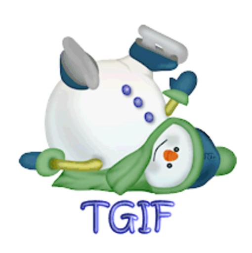 TGIF - CuteSnowman1318