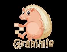 Grammie - CutePorcupine