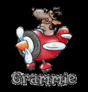 Grammie - DogFlyingPlane