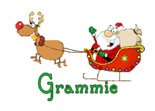 Grammie - SantaSleigh