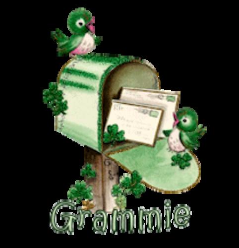Grammie - StPatrickMailbox16