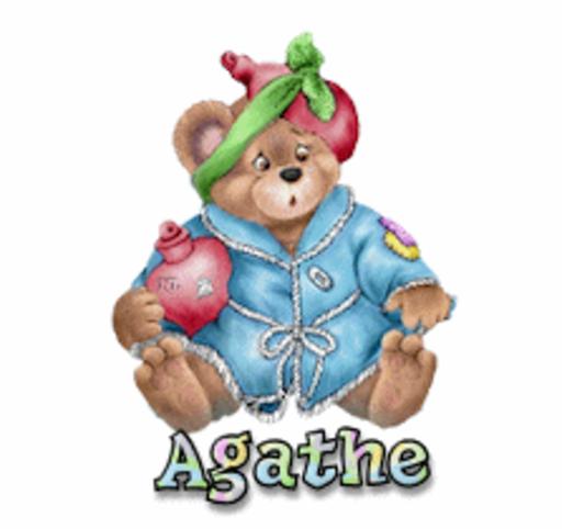 Agathe - BearGetWellSoon
