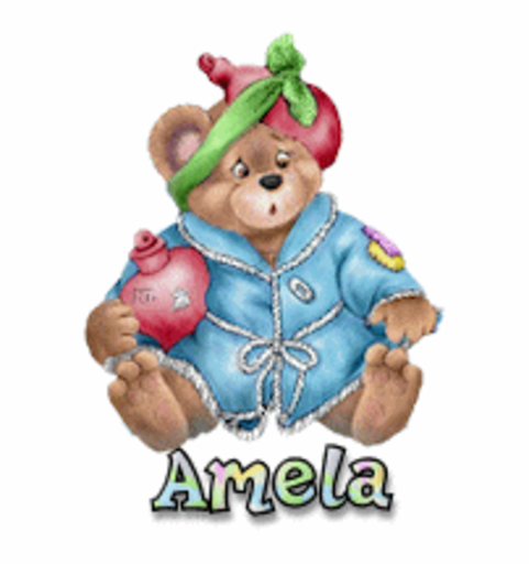 Amela - BearGetWellSoon