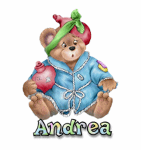 Andrea - BearGetWellSoon