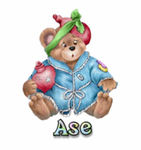 Ase - BearGetWellSoon