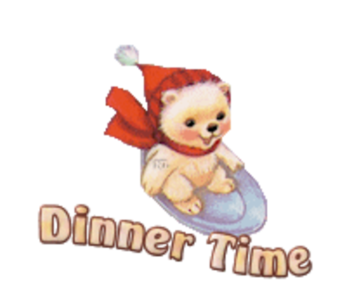 Dinner Time - WinterSlides