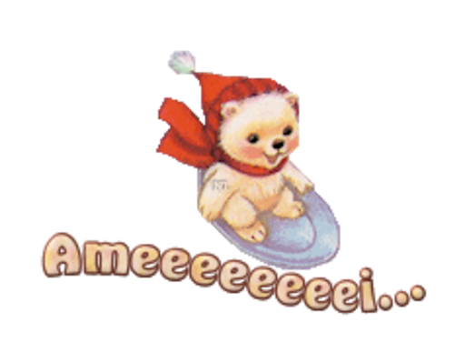 Ameeeeeeei - WinterSlides
