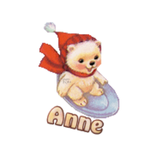 Anne - WinterSlides