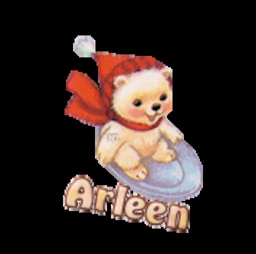 Arleen - WinterSlides