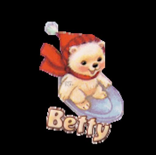 Betty - WinterSlides