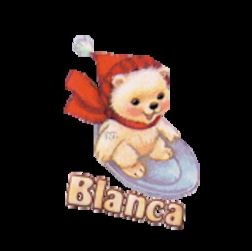 Blanca - WinterSlides
