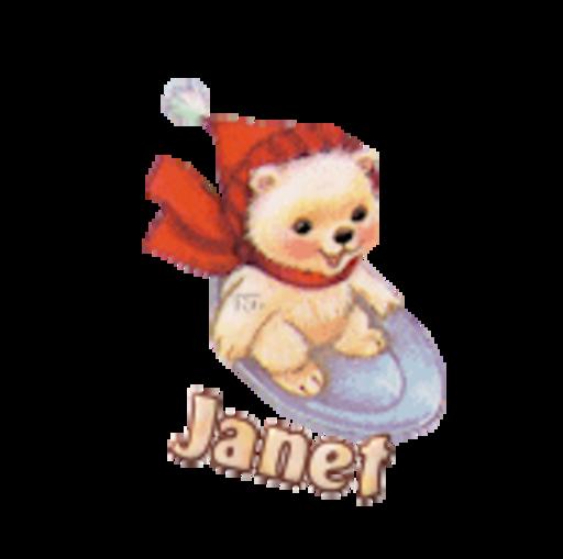 Janet - WinterSlides