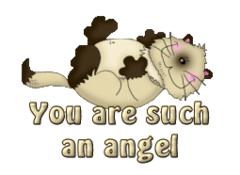 You are such an angel - KittySitUps