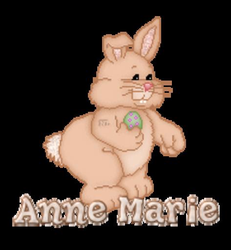 Anne Marie - BunnyWithEgg