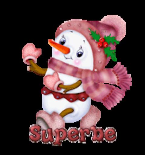 Superbe - CuteSnowman