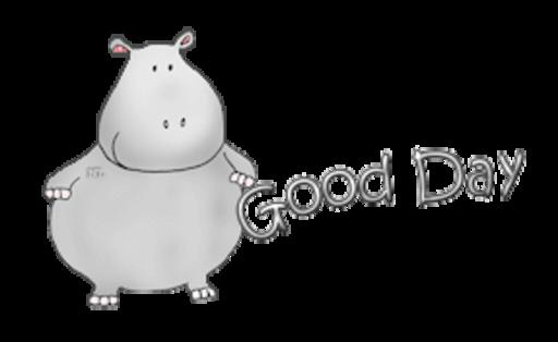Good Day - CuteHippo2018