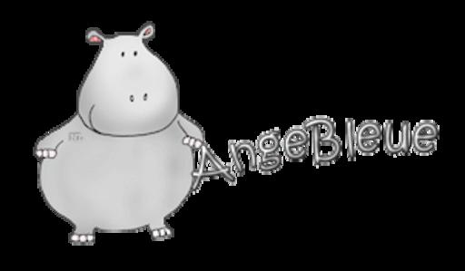 AngeBleue - CuteHippo2018