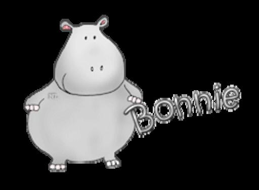 Bonnie - CuteHippo2018