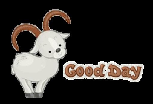 Good Day - BighornSheep