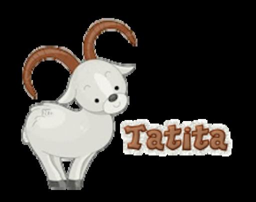 Tatita - BighornSheep