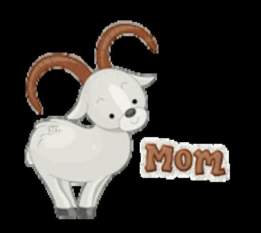 Mom - BighornSheep