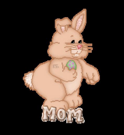 Mom - BunnyWithEgg