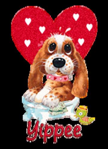 Yippee - ValentinePup2016