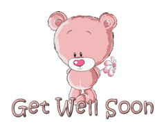 Get Well Soon - ShyTeddy